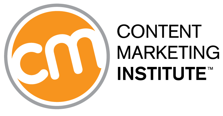 Voorbeeld van het Content Marketing Institute